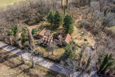 Habersham County Single Family Home For Sale: 2108 Dooley Rd
