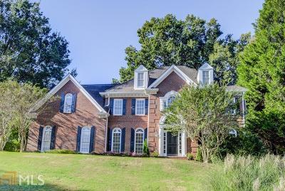 Peachtree Corners Single Family Home New: 4420 Quail Ridge