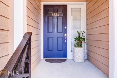 Peachtree Corners Condo/Townhouse Under Contract: 6524 Deerings Ln
