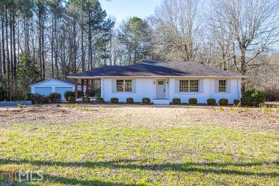 Forsyth County Single Family Home Under Contract: 2765 Hurt Bridge Rd