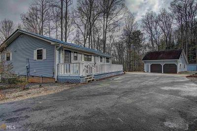 Blairsville Single Family Home New: 475 Hamilton Rd
