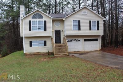 Hiram Single Family Home New: 383 Settlers Ridge Ln #Phs 8