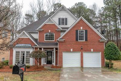 Stone Mountain Single Family Home New: 6877 Spreadlong Oaks Dr
