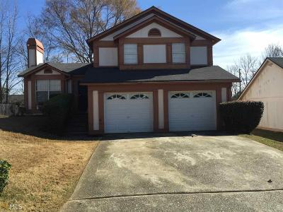 Lithonia Single Family Home New: 2106 W Morgans Bluff Ct