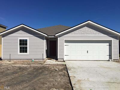 Kingsland Single Family Home New: 111 Paradise Ct