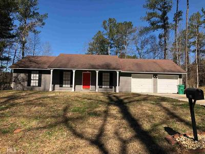 Lithonia Single Family Home New: 5958 Dart Dr