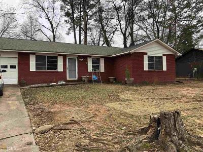 Morrow Single Family Home New: 6208 Fieldcrest Dr