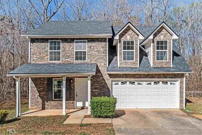 Conyers Single Family Home New: 1443 Steam Engine Way