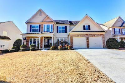 Cumming Single Family Home New: 3945 Calomel Dr