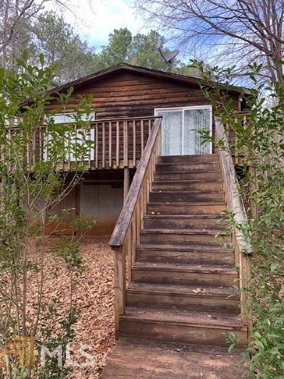 Buckhead, Eatonton, Milledgeville Single Family Home For Sale: 90 Franklin Rd
