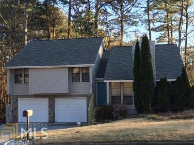 Stone Mountain Single Family Home New: 3911 Springleaf Point
