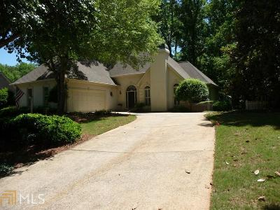 Peachtree Corners Single Family Home New: 4610 Clivedon Ter #1