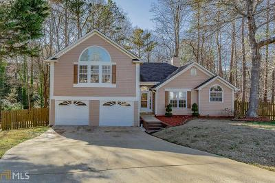Woodstock Single Family Home Under Contract: 105 Nutmeg Ln