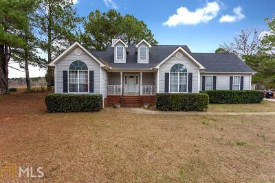Covington Single Family Home New: 15 Breedlove Ln