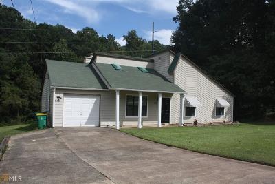 Woodstock Single Family Home New: 170 Riverchase Dr