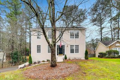 Alpharetta Single Family Home Under Contract: 10395 Summer Creek Dr