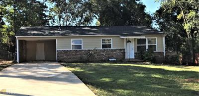 Athens Single Family Home Under Contract: 131 Pineview Dr