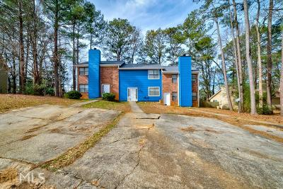 Cobb County Multi Family Home Under Contract: 4021 Hawthorne Cir