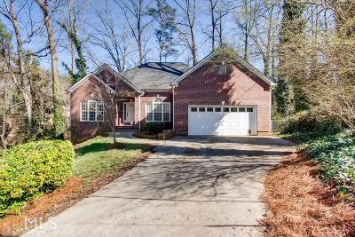 Smyrna Single Family Home New: 1058 Clifton Cir
