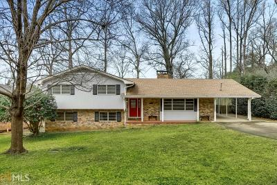 Atlanta Single Family Home New: 1892 Mt Royal Dr