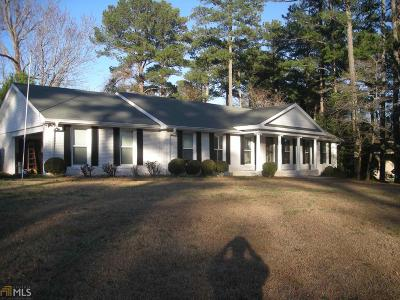 Jonesboro Single Family Home New: 1746 Fontaine Dr