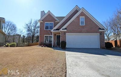Marietta Single Family Home Under Contract: 2252 Mainsail Ct