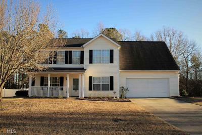 Winder Single Family Home New: 739 Baskins Cir