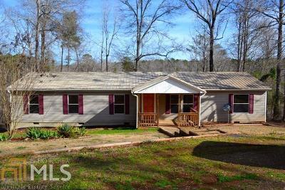 Buckhead, Eatonton, Milledgeville Single Family Home For Sale: 331 Twilight Shores Rd