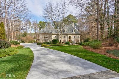 Atlanta Single Family Home New: 5265 Kenbrook Way