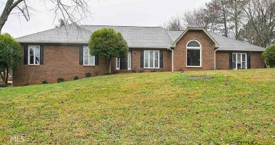 Roswell Single Family Home New: 315 Saddle Creek Ln