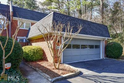 Brookhaven Condo/Townhouse Under Contract: 1419 Ashford Pl