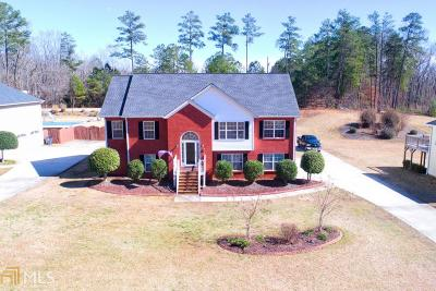 Douglasville Single Family Home New: 4408 Yeager Rd