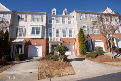 Alpharetta Condo/Townhouse New: 1112 Bendleton Trce