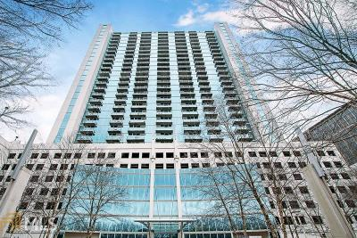 Realm Condo/Townhouse For Sale: 3324 Peachtree Rd #1201
