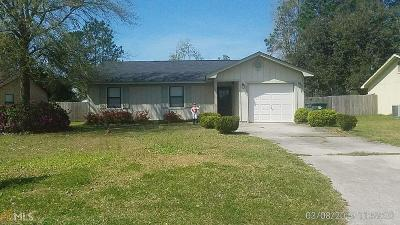 Kingsland GA Single Family Home New: $116,900