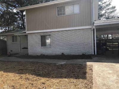 Morrow Single Family Home New: 2431 Castile Dr