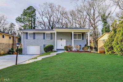 Decatur Single Family Home New: 2285 Emerald Castle Dr