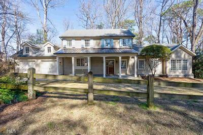 Atlanta Single Family Home New: 1647 Fernleaf Cir