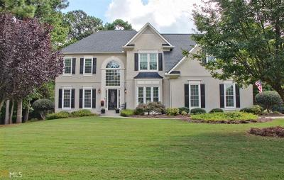 Peachtree City Single Family Home Under Contract: 407 Chambray Hills