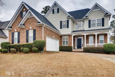 Dacula Single Family Home New: 976 Redstone Rd