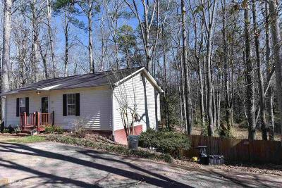 Coweta County Single Family Home Under Contract: 21 Watson Dr