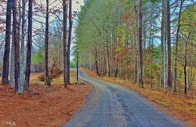 Coweta County Single Family Home Under Contract: 1674 Minix Reserve Dr #2