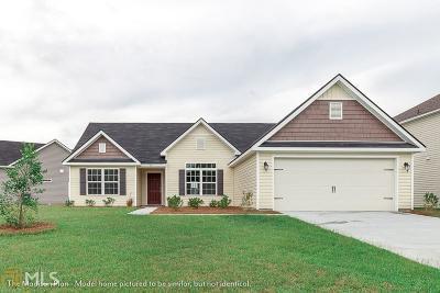 Camden County Single Family Home New: 367 Daniel Trent Way #122