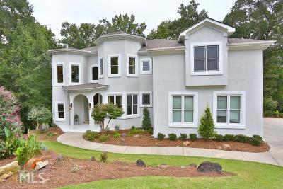 Suwanee Single Family Home New: 530 Overlook Mountain Dr