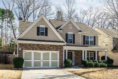 Snellville Single Family Home New: 3547 Valley Bluff Ln