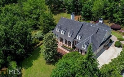 Roswell, Sandy Springs Single Family Home For Sale: 5970 Long Island Dr