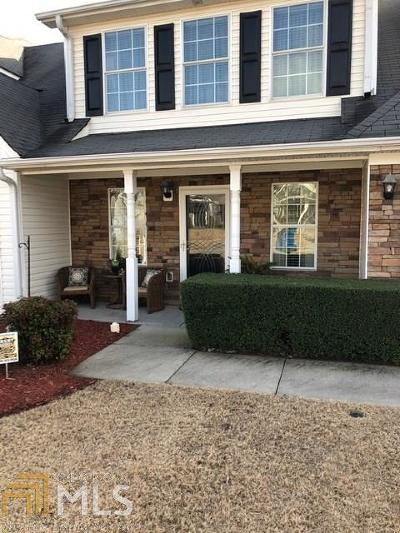 McDonough Condo/Townhouse Under Contract: 3010 Village Run Dr