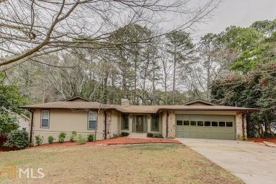 Atlanta Single Family Home New: 3196 Olde Dekalb Way Way