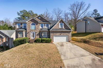 Douglasville Single Family Home New: 3032 Creekbend Overlook