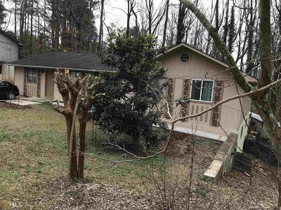 Norcross Single Family Home New: 5332 Audubon Pl